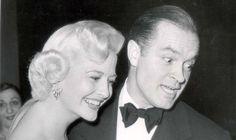 Marilyn Maxwell and Bob Hope