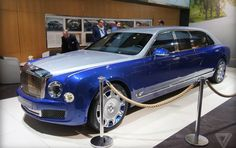 Bentley Mulsanne Grand Limousine Is The Most Exclusive Bentley Yet Bentley has extended Mulsanne's length with 1 m and has increased its height so that all of the four back passengers sitting on the facing seats feel perfectly comfortable and spoiled. And this is how the new Bentley Mulsanne Grand Limousine appeared. Rolls Royce and Bentley are, indubitable,...