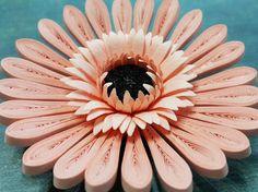quilling -Gerbera #quilling#paperquilling #quillingflowers #quillingart#papercrafts #paperart#paperflowers #handmade#gerbera #종이감기#종이감기공예#종이감기꽃#종이공예#종이꽃#핸드메이드#거베라#クイリング#ペーパークラフト#手作り