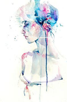 Иллюстрации талантливого художника Agnes-Cecile. Все работы: www.artearth.ru/people/agnes-cecile