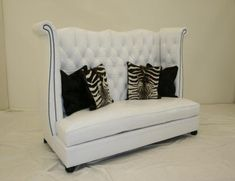 681-03 Sofa old hickory tannery