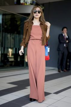 Jumpsuits are super chic!