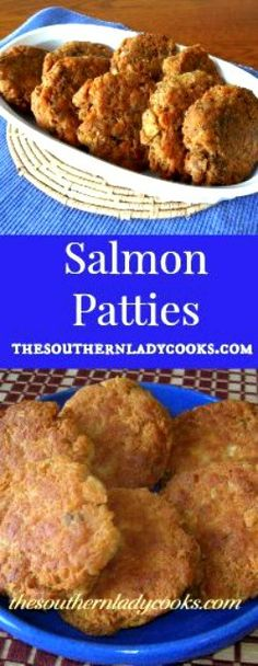 My twin daughters love these salmon patties. Salmon Patties is one of the most viewed recipes on my site. Your family will love this recipe.
