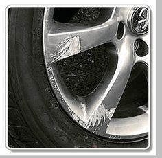 Guide to Wheel Scuff Repair on Alloy Wheels Car Fix, Rims For Cars, Car Cleaning Hacks, Car Hacks, Diy Car, Car Shop, Car Wheels, Alloy Wheel, Car Detailing