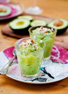 Avocado Breakfast Pudding from Lizzie of Tomboy Style — Breakfast with a Blogger