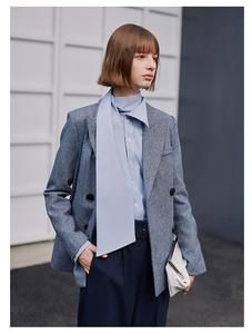 Women Blazer Jacket Coat Work Wear Blazer #Leggings #dresses #Leggings #Legging #miniskirt #fashion #skirt #legs #highheels #pantyhose #tights #SHORT #HOTSHORT #SHORTS #HOTSHORTS #model #style #work #womenwork #coat #womencoat #womancoat#coats #blazer #womanblazer #workwear #dress #dresses #interview #meet #meeting #date #dating #love #women #girl #lady #office #dinner #outfit #casual #cute #highheel #party #top #tops #blouse #blouses #jacket #office #PANT #PANTS #wedding #party  #couple Women Blazer, Blazers For Women, Coats For Women, Jackets For Women, Hot Shorts, Office Ladies, Blue Wool, Blazer Jacket, Korean Fashion