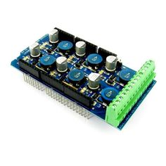 Arduino 6 Channel LED Shield 3 Currents Can Be Set 0,35 - 0,7 - 1A - 22$