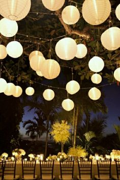 Chinese paper Lanterns MUST HAVE at my wedding