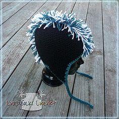 Mohawk Hat Tutorial