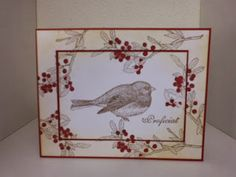 Folkje's freubels: Birds -  Stampinback.nl sheet 141