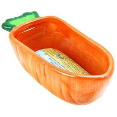 Veg-T Carrot Bowl  available at #petm cute!