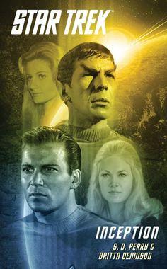 Inception - Star Trek ticked