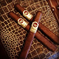 Padrón Cigars are some of the best cigars.