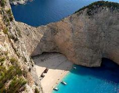 Zakynthos Beach, Greece
