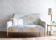 Juniper Wallpaper and Fabric (source Harlequin) Wallpaper Australia / The Ivory Tower