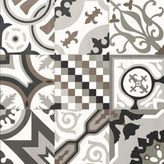 #porcelain stoneware wall/floor #tiles HANDCRAFT by @Inalco Cerámica