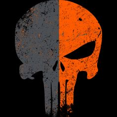 Punishlade is a T Shirt designed by Alecxps to illustrate your life and is available at Design By Humans Deathstroke Cosplay, Dc Deathstroke, Deathstroke The Terminator, Punisher Tattoo, Punisher Logo, Punisher Skull, Punisher Netflix, Punisher Comics, Marvel Avengers