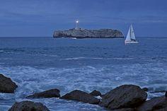Isla de Mouro #Santander #Cantabria #Spain