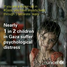 Support Gaza children and purchase a wristband for donations. I'm yet to meet a Palestinian who has not suffered psychological trauma, repeated trauma. Elie Wiesel, Save The Children, Poor Children, Learning Arabic, Oppression, Social Justice, Human Rights, Psychology, Peace