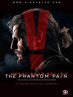 Metal Gear Solid 5 Phantom Pain- Half way through the game