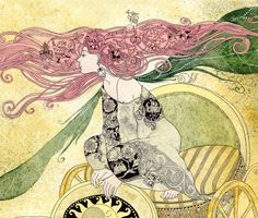 Artist book about people as seen through the eyes of fairy tale creatures. Heavily illustrated.