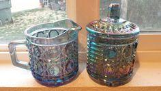 Carnival glass