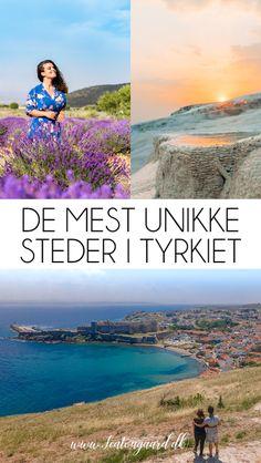 De mest unikke steder i Tyrkiet - Rejsebloggen TeaTougaard.dk Pamukkale, Antalya, Water, Outdoor, Cappadocia, Gripe Water, Outdoors, Outdoor Games, The Great Outdoors