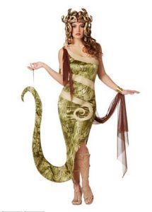Medusa Women Costume