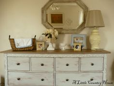 A Little Country House: Ode to Mustard Seed