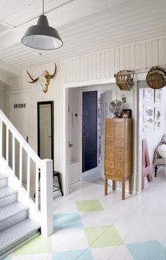 a scandinavian home with vintage & industrial finds   Flickr - Photo Sharing!