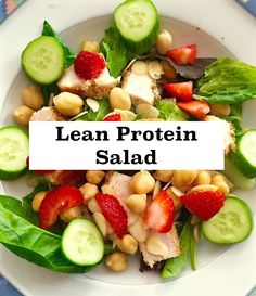 I eat a salad almost every day. I love to bring it to school for lunch because it is quick,easy, and healthy. As a dancer, I need to fuel my body with protein and this recipe is the perfect… Continue Reading →