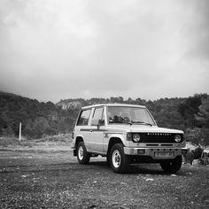 Mitsubishi Montero compañero de viaje