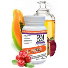The Yes You Can! Diet Plan offers natural fat burner pills that will help you shed that excess fat & boost your metabolism. www.yesyoucandietplan.com