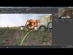 Managing Resources When Creating a Grass Field With Maya XGen - Lesterbanks