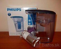 Filtračná kanvica na vodu do žehličky Philips IronCare - 1