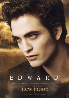 Edward Cullen (Robert Pattinson) (born Edward Anthony Masen, Jr., on June 20…