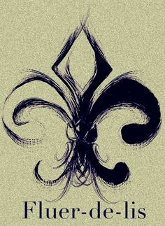 I was born in Louisiana so I'm in love with fleur de lis.Have one fleur de lis tattoo and would love to get more. Tattoo Studio, Piercing Tattoo, Piercings, Logo Fleur, Tattoo Fleur, Dragons Tattoo, Geniale Tattoos, Tattoo Motive, Great Tattoos