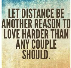 Positives of my long distance relationships