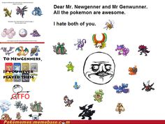 ALL the Gens!