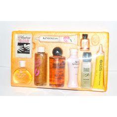 Vintage World Of Beauty Perfume Set