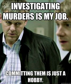Creepy Lestrade - I laugh so hard every time I see this!