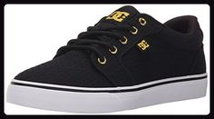 9aec7f862 DC Womens Anvil TX SE Skate Shoe BlackWhiteGold 11 M US     You can find  out more details at the link of the image. (This is an affiliate link)