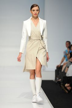 Justin Chew, KLFW 2014 #travelshopa #runway #fashionweek
