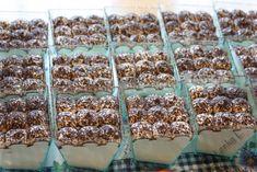 Semifreda a kelímky Krispie Treats, Rice Krispies, Desserts, Food, Tailgate Desserts, Deserts, Essen, Postres, Meals