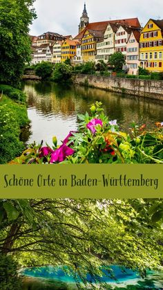Baden-Württemberg has a lot to offer - and today I will show you my five favorite places in the third largest state. # badenwürttemberg My favorite places in Baden-Württemberg - Sophia's world LandReise Top Europe Destinations, Honeymoon Destinations, Holiday Destinations, Solo Travel Europe, Camping Europe, City Breaks Europe, Places To Travel, Places To Go, Weekend Trips