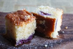 Blueberry Cream Cheese Butter Cake – Cook Republic