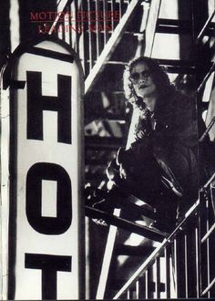 A still from the movie The Crow