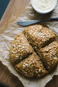 If you are intimidated by yeasted bread, give this super easy hazelnut honey oat…