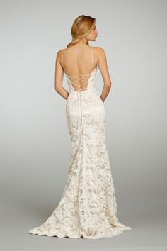 Bridal Gowns, Wedding Dresses by Jim Hjelm - Style jh8307