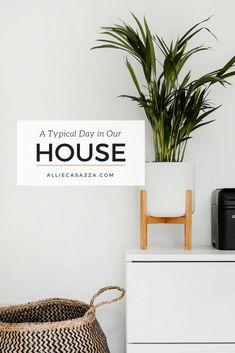 Typical Day In Our House #sahm #mompodcast #podcastformoms #minimalism  #minimalistmom #